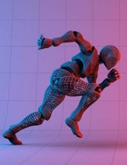 GENERATIONS: 3D Figure Evolutions