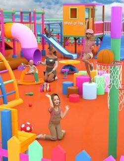 Kids Playground and Toys