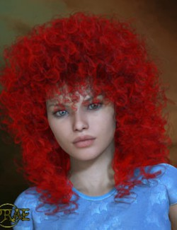 Prae-Lucy Hair For Poser