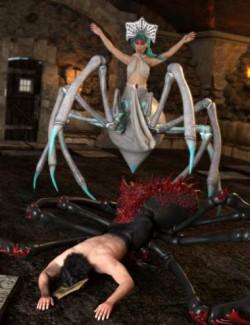 SY Spiderfolk for Genesis 8