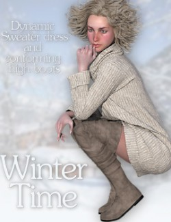Winter Time Clothing for La Femme