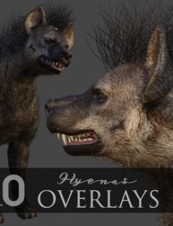 Hyenas 2D