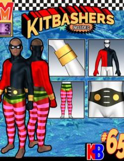 Kitbashers 065 MMG3M