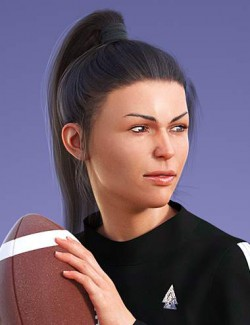 Football Animations for Genesis 8