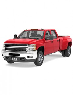 GENERIC DUALLY PICKUP TRUCK 18