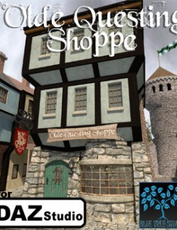 Ye Olde Questing Shoppe for Daz Studio