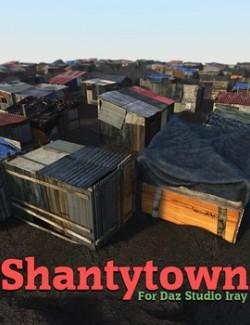 Shantytown for Daz Studio Iray