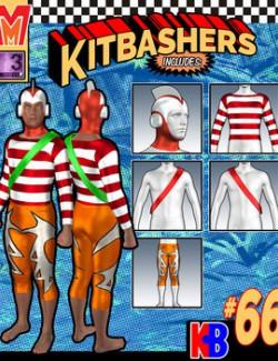 Kitbashers 066 MMG3M