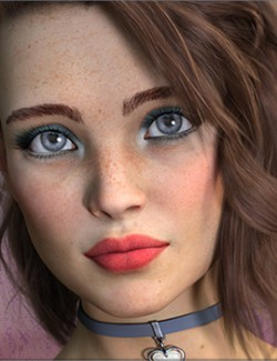 TDT-Licia for Genesis 8 Female