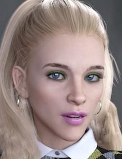 KrashWerks ALLISON for Genesis 8 Female