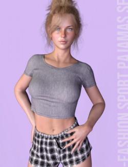X-Fashion Sport Pajama Set