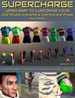 Supercharge Your Daz Studio Content with GIMP