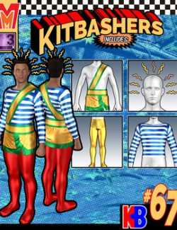 Kitbashers 067 MMG3M