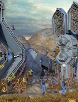 Sci-Fi Artifact 2