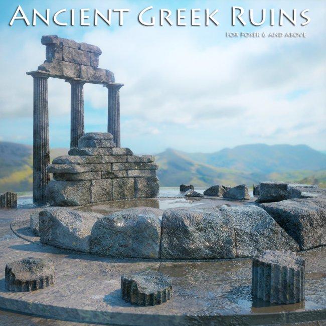 AJ Ancient Greek Ruins