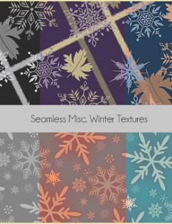 Seamless Misc Winter Textures