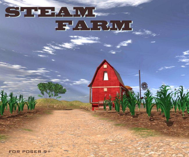 Steam Farm