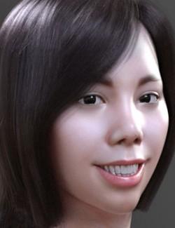 Kim for Genesis 8 Female
