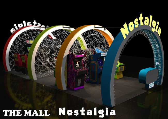 The Mall - Nostalgia