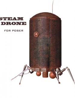 Steam Drone