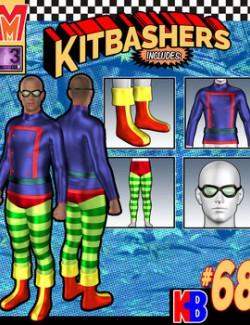 Kitbashers 068 MMG3M