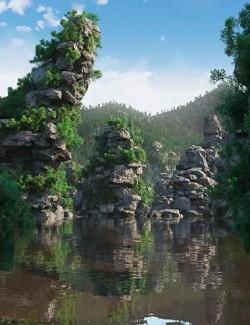 Overgrown Peaks