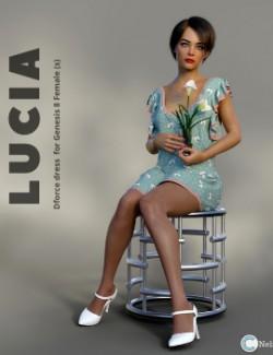 Lucia Dress Genesis 8 Female(s)