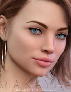 Makayla For Genesis 8 Female