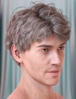 Zoren Hair for Genesis 8