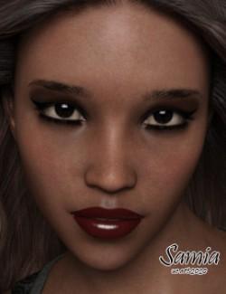 uc_art Samia G8F Character