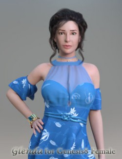 Glenda for Genesis 8 Female