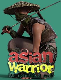 Asian Warrior for G8M