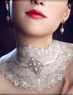 VYK Separates - Romantic Collars for G8F