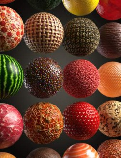 41 Food Shaders