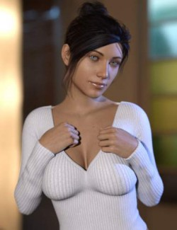 dForce Soft Breast for Genesis 8 Females