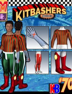 Kitbashers 070 MMG3M