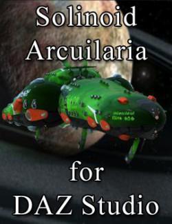 Solinoid Arcuilaria for DAZ Studio