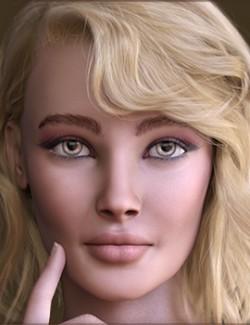 TDT-Micaela for Genesis 8 Female