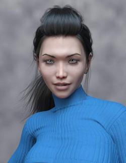 Himari for Genesis 8 Female