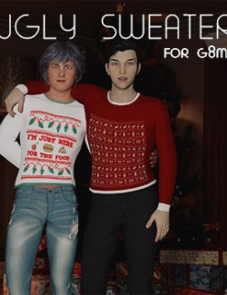 Ugly Sweater For G8M