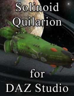 Solinoid Quilarion for DAZ Studio