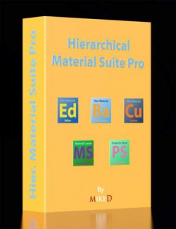 MD Hierarchical Material Suite Pro