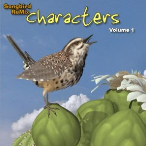 Songbird ReMix Characters