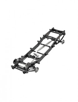 HD PICKUP TRUCK CHASSIS 4WD IFS - Extended License
