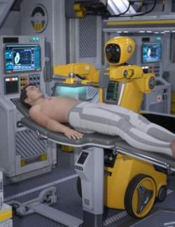 Robot Spacedoc