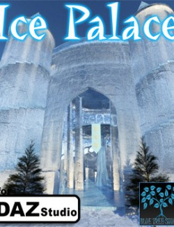 Ice Palace for Daz Studio