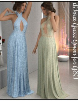 dForce - Grace Gown for G8F