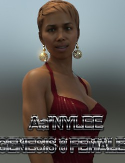 Aa'nylee for Genesis 8 Female