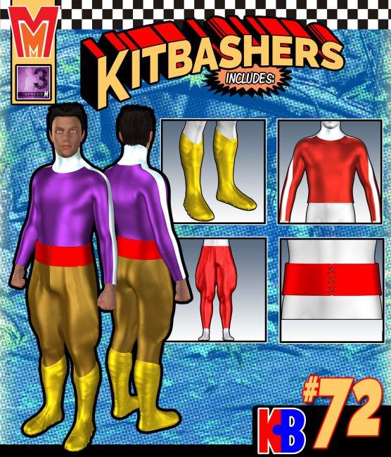 Kitbashers 072 MMG3M