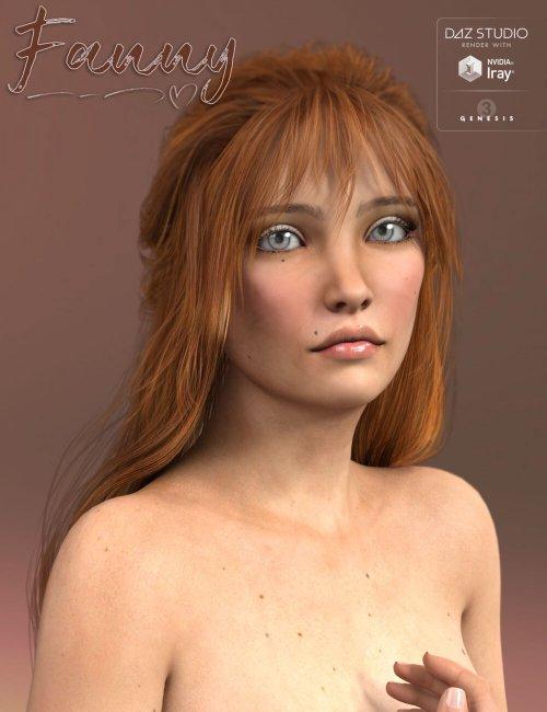 TDT-Fanny for Genesis 3 Female